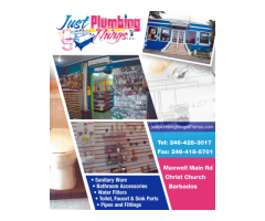Just Plumbing & Things Inc
