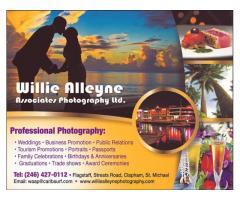 Alleyne Willie Assoc Photography Ltd