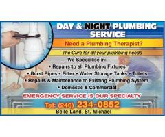 Day & Night Plumbing Service