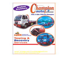 Champion Auto Wrecker Services Inc