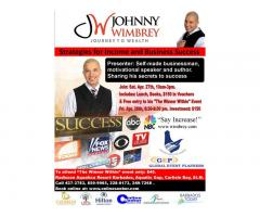 Johnny Wimbrey Events